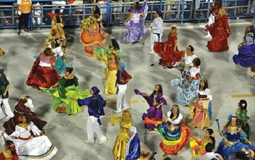 Terroirs Travels Rio Carnaval image